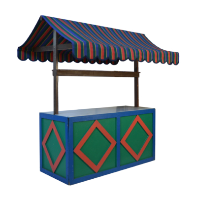 bancarella in legno - catalogo