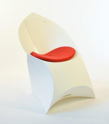 cuscino per sedia origami - catalogo 1
