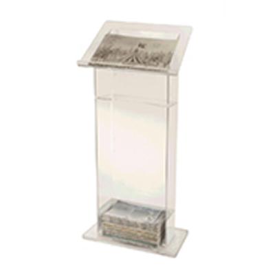 podio trasparente - catalogo