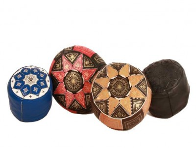 pouf marocchino - catalogo