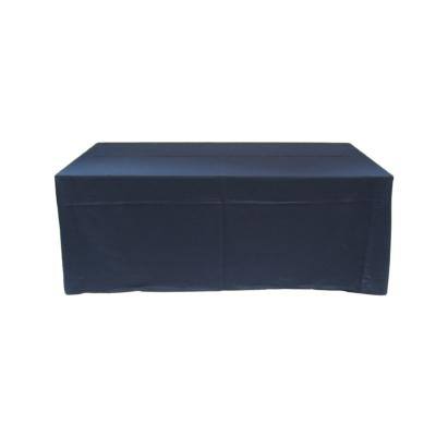 tavolo rettangolare con tappeto in panno - catalogo